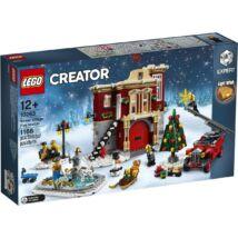 LEGO® Creator - Téli tűzoltóállomás (10263)