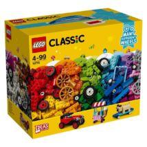 LEGO® Classic - Kockák és kerekek (10715)
