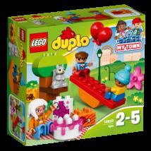 LEGO® DUPLO® - Születésnapi piknik (10832)