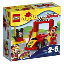 LEGO® DUPLO® - Mickey versenyautója (10843)