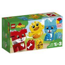 LEGO® DUPLO® - Első házikedvencek kirakóm (10858)
