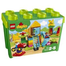 LEGO® DUPLO® - Nagy Játszótéri elemtartó doboz (10864)