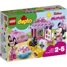 LEGO® DUPLO® - Minnie születésnapi zsúrja