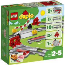 LEGO® DUPLO® - Vasúti pálya (10882)