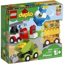 LEGO® DUPLO® - Első autós alkotásaim (10886)