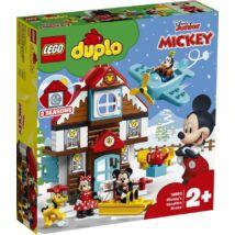 LEGO® DUPLO® - Mickey hétvégi háza (10889)