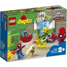 LEGO® DUPLO® - Pókember Electro ellen (10893)