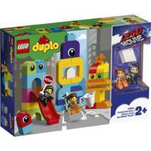 LEGO® DUPLO® - Emmet és Lucy látogatói a DUPLO® bolygóról (10895)