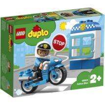LEGO® DUPLO® - Rendőrségi motor (10900)