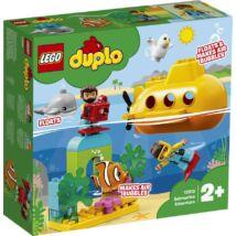 LEGO® DUPLO® - Tengeralattjárós kalandok (10910)