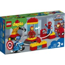 LEGO® DUPLO® - Szuperhős labor (10921)