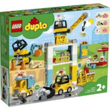 LEGO® DUPLO® - Toronydaru és építkezés (10933)
