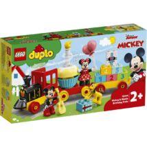 LEGO® DUPLO® - Mickey & Minnie születésnapi vonata (10941)