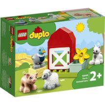 LEGO® DUPLO® - Állatgondozás a farmon (10949)