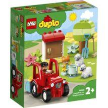 LEGO® DUPLO® - Farm traktor és állatgondozás (10950)