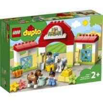 LEGO® DUPLO® - Lóistálló és pónigondozás (10951)