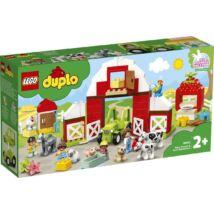 LEGO® DUPLO® - Pajta, traktor és állatgondozás a farmon (10952)