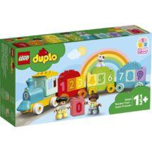 LEGO® DUPLO® - Számvonat - Tanulj meg számolni (10954)