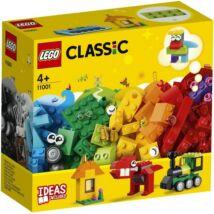 LEGO® Classic - Kockák és ötletek (11001)