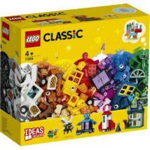 LEGO® Classic - A kreativitás ablakai (11004)