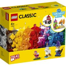 LEGO® Classic - Kreatív áttetsző kockák (11013)