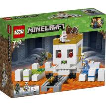 LEGO® Minecraft - A Koponya aréna (21145)