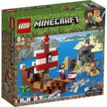 LEGO® Minecraft - A kalózhajós kaland (21152)