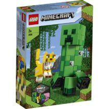 LEGO® Minecraft™ - BigFig Creeper™ és Ocelot (21156)