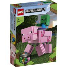 LEGO® Minecraft™ - BigFig malac Zombibabával (21157)