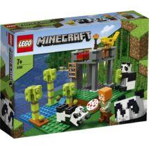LEGO® Minecraft™ - A pandabölcsőde (21158)
