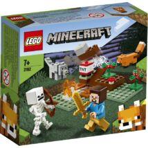 LEGO® Minecraft™ - A tajgai kaland (21162)