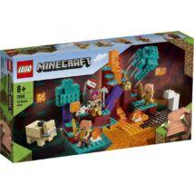 LEGO® Minecraft - A mocsaras erdő (21168)