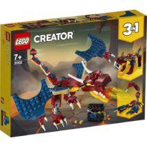 LEGO® Creator - Tűzsárkány (31102)