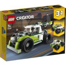 LEGO® Creator - Rakétás teherautó (31103)