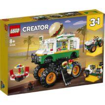 LEGO® Creator - Óriás hamburgeres teherautó (31104)