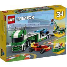LEGO® Creator - Versenyautó szállító (31113)