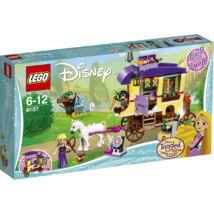 LEGO® Disney Princess™ - Aranyhaj utazó lakókocsija