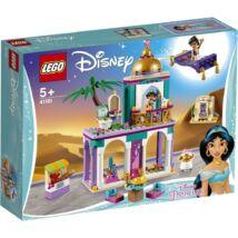 LEGO® Disney Princess™ - Aladdin és Jázmin kalandjai a palotában (41161)