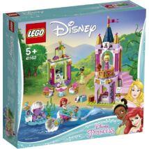 LEGO® Disney Princess™ - Ariel, Aurora és Tiana királyi ünnepsége (41162)