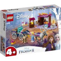 LEGO® Disney Princess™ - Elza kocsis kalandja (41166)