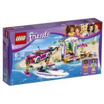 LEGO® Friends - Andrea versenymotorcsónak szállítója (41316)