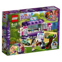LEGO® Friends - Emma mozgó galériája (41332)