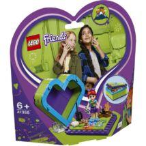 LEGO® Friends - Mia Szív alakú doboza (41358)