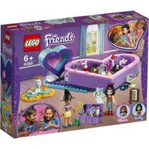 LEGO® Friends - A barátság Szív alakú doboza (41359)