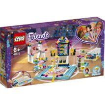 LEGO® Friends - Stephanie gimnasztika bemutatója (41372)
