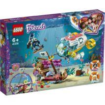LEGO® Friends - Delfin mentési akció (41378)