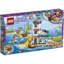 LEGO® Friends - Világítótorony mentőközpont (41380)