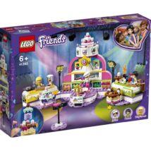 LEGO® Friends - Cukrász verseny (41393)