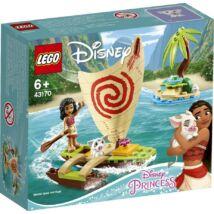 LEGO® Disney Princess™ - Vaiana kalandja az óceánon (43170)