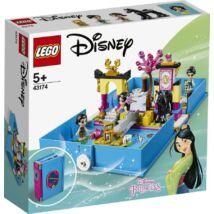 LEGO® Disney Princess™ - Mulan mesekönyve (43174)